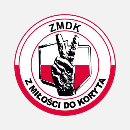 Magnes na samochód ZMDK