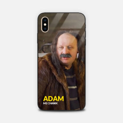Etui na telefon Phone Case Adam Mechanik Królowie Żyta