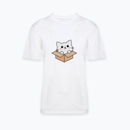 Kitty Box koszulka z kotem