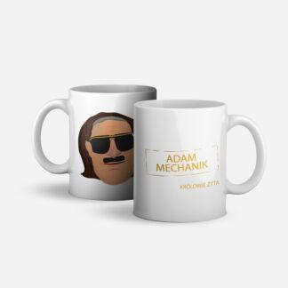 Kubki z wizerunkiem Adama Mechanika - Królowie Żyta